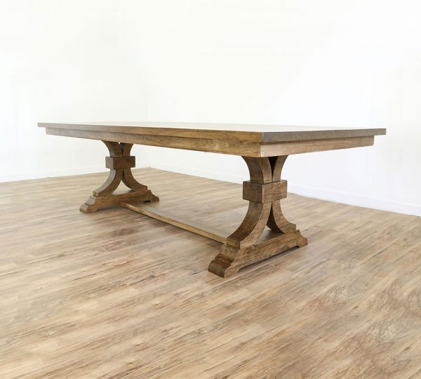 High Point Trestle Table | Duvall & Co.